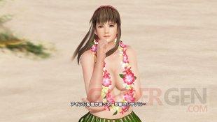 Dead or Alive Xtreme 3 mode details tenus pole dance (4)