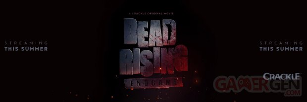 Dead Rising Endgame annonce banner