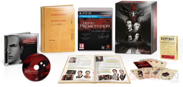 Deadly Premonition The Director's Cut Classified Edition 1