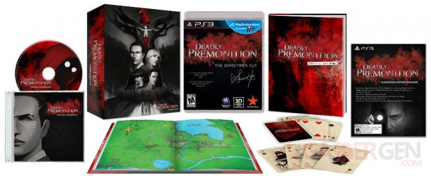 Deadly Premonition The Director s Cut collector 1