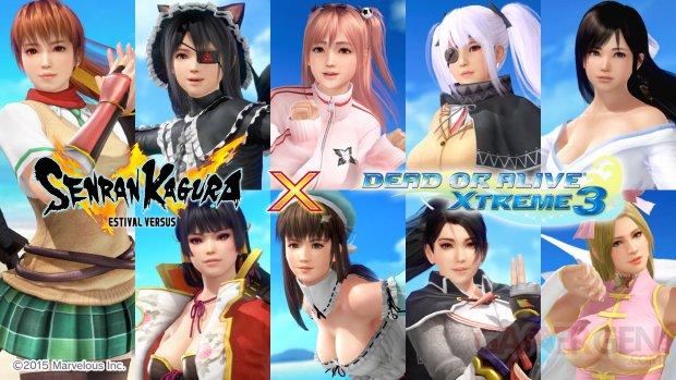 DeadOrAliveXtreme3 X Senran Kagura 10 (12)