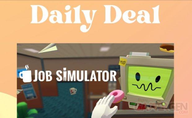 Dealy Deal Job Simulator