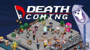 Death Coming head