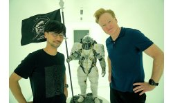 Death Stranding  Conan O'Brien Kojima Productions