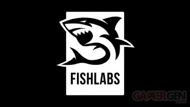 Deep Silver Fishlabs head logo