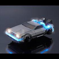 DeLorean Retour vers le Futur II iPhone 6 coque accessoire (2)