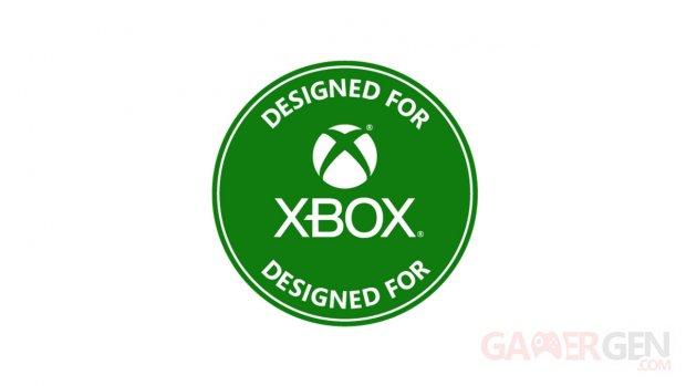 Designed for Xbox accessories logo badge pic icone
