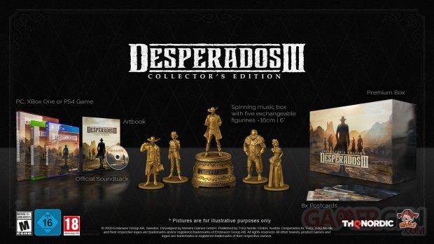 Desperados III 3 Collector Edition (2)