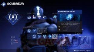 Destiny 2 Au delà de la Lumière Arcaniste Sombreur 07 01 09 2020