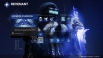 Destiny 2 Au delà de la Lumière Chasseur Revenant 07 09 09 2020