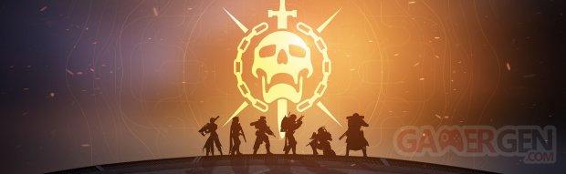 Destiny 2 Au Delà de la Lumière Raid Crypte de la Pierre bannière 21 11 2020