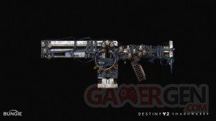 Destiny 2 Bastion des Ombres arme 01 17 07 2019