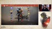 Destiny 2 Bastion des Ombres livestream Armures 2.0 06 14 08 2019