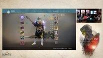 Destiny 2 Bastion des Ombres livestream Armures 2.0 08 14 08 2019