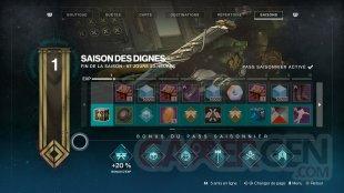 Destiny 2 Bastion des Ombres Saison des Dignes screenshot nouveautés 07 12 03 2020