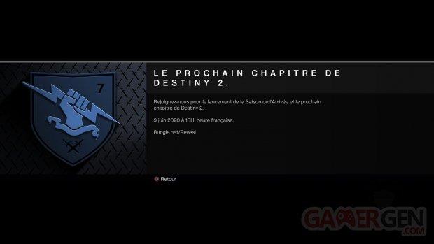 Destiny 2 Bastion des Ombres screenshot 15 06 06 2020