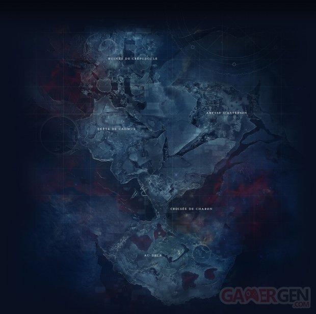 Destiny 2 Beyond Light map 22 09 2020