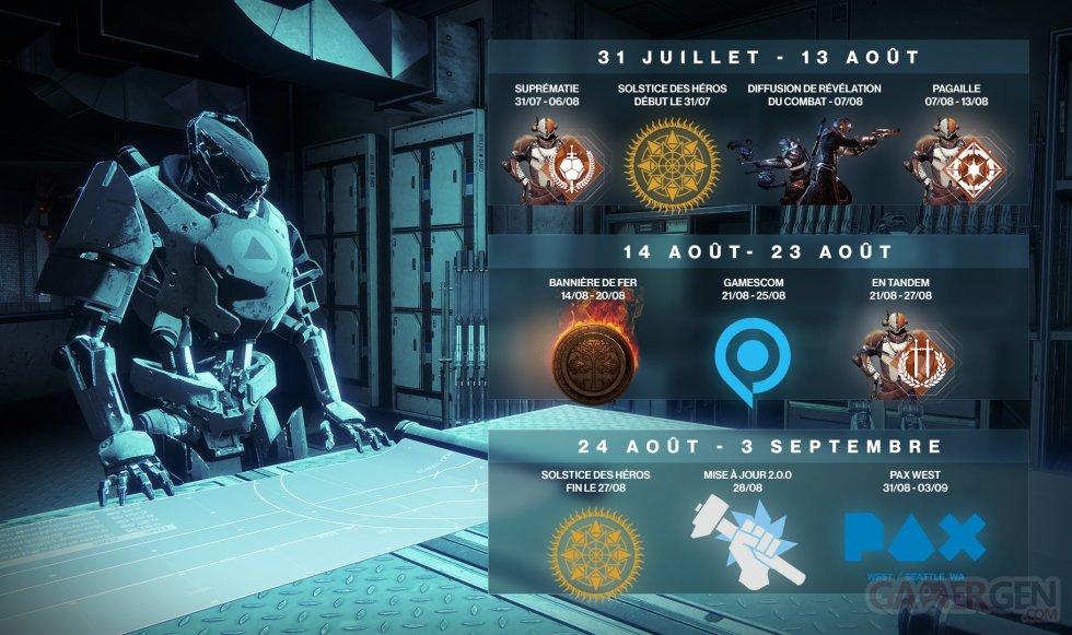 Calendrier Destiny 2.Image Destiny 2 Calendrier Aout 2018 Gamergen Com