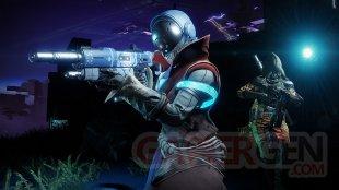 Destiny 2 Fête ames perdues 2018 arme loot Histoire d'épouvante