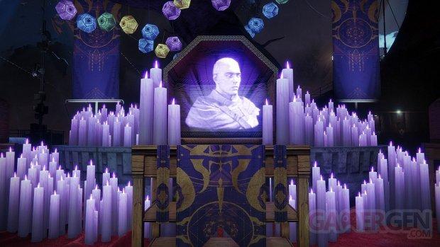 Destiny 2 Fête ames perdues 2018 autel Maître Ives