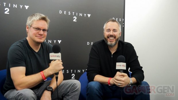 Destiny 2 itw Bungie DLC Osiris Sam Jones Dave Matthews (6)
