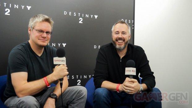 Destiny 2 itw Bungie DLC Osiris Sam Jones Dave Matthews (6)