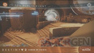 Destiny 2 La Malédiction d'Osiris COO livestream2 event public Vex crossroads (2)