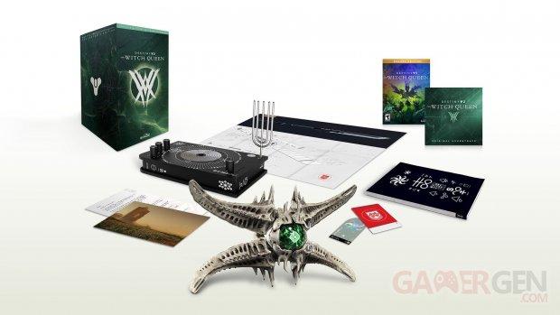 Destiny 2 La Reine Sorcière édition collector 02 25 08 2021