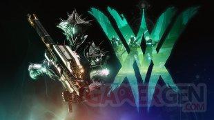 Destiny 2 La Reine Sorcière pack Deluxe 30e anniversaire 03 25 08 2021