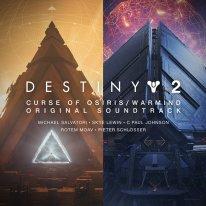 Destiny 2 OGST bande son DLC Osiris Esprit tutélaire