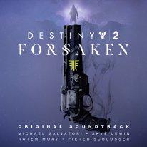 Destiny 2 OGST bande son DLC Rénégats