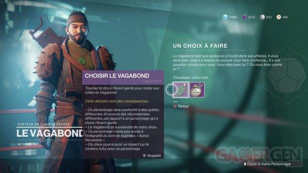 Destiny 2 Renégats 13 03 2019