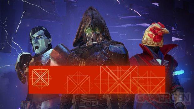 Destiny 2 Renégats emblème artiste 26 10 2018