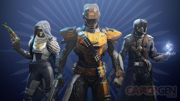 Destiny 2 Renégats Everversum armures 11 03 2019