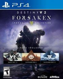 Destiny 2 Renégats La Collection Légendaire jaquette PS4 01 31 07 2018