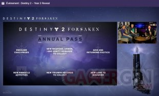 Destiny 2 Renégats livestream 04 05 06 2018