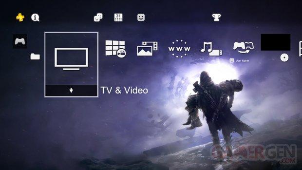 Destiny 2 Renégats thème dynamique Cayde 6 31 08 2018