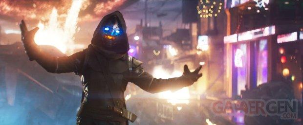 Destiny 2 trailer live action Cayde 6
