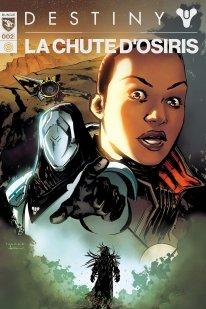 Destiny 2 webcomic La Chute d'Osiris 002 FR