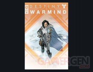 Destiny 2 webcomic Warmind Esprit tutélaire volume 2 01 06 2018