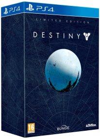 destiny edition limitée PEGI Jaquette PS4