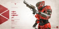 Destiny Figurine Titan 3A03