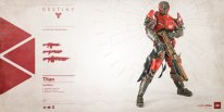 Destiny Figurine Titan 3A06
