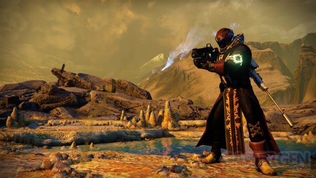 destiny warlock exotic screenshot