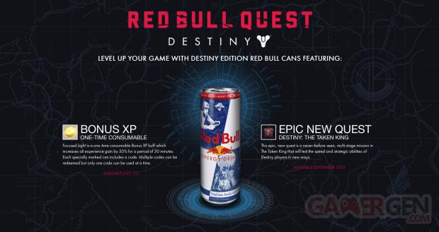 Destiny x Red Bull