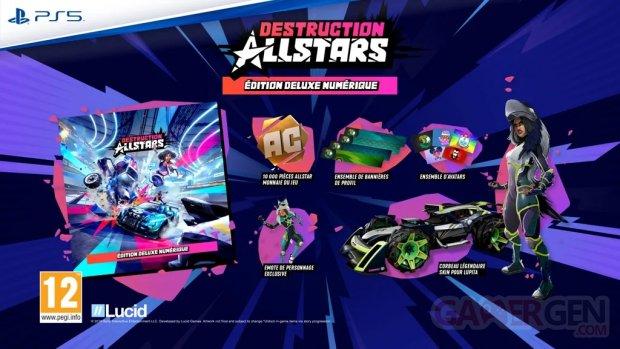 Destruction AllStars 29 09 2020 Édition Deluxe Numérique