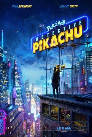 Détective Pikachu poster 26 02 2019