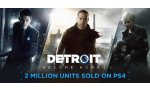 Detroit: Become Human - 2 millions de copies vendues, c'est du joli
