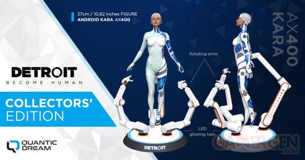 Detroit Become Human Collector's Edition AX400 Kara
