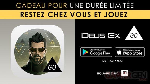 Deus Ex Go free gratuit